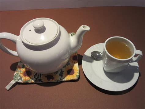 A Pot Of Tea a perfectly lovely pot of tea