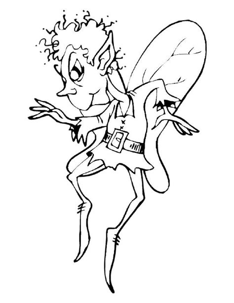 faerie coloring pages az coloring pages