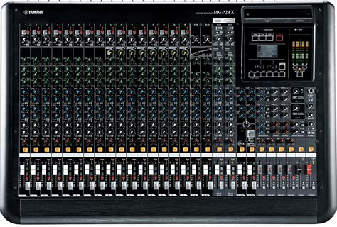 Mixer Yamaha 4 Channel musicworks pro audio live sound unpowered mixers