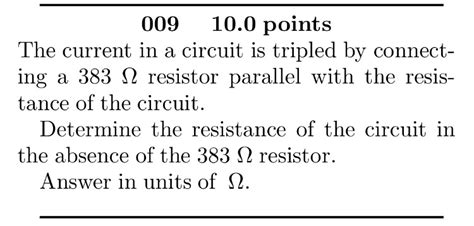 what is the point of a zero ohm resistor what is the current in a 100 ohm resistor connected to a 0 40 volt source of potential