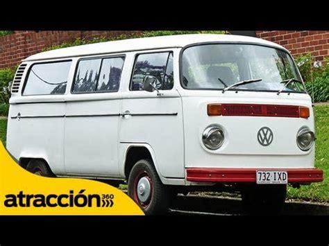 Vw Das Auto Youtube by Volkswagen Kombi Auto De La Semana Atraccion360 Youtube