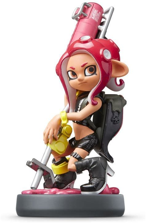 New Octoling amiibo Three pack   FBTB