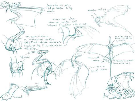 pattern drawing dragon dragon wing tutorial by nakase on deviantart animal