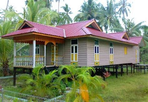 Nomor Rumah Kayu Atap 2020 nama nama dan foto rumah adat 34 propinsi di indonesia