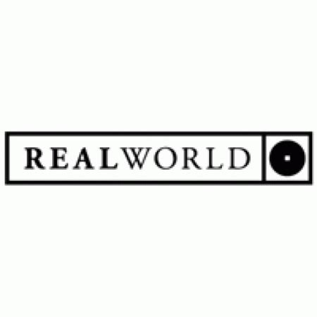 Real Search Real World Records Logo Vector Eps For Free