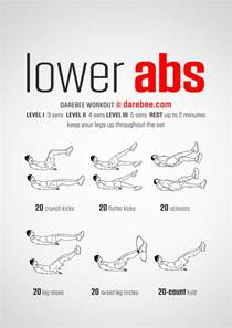Leg Exercises Sitting At Desk Lower Abs Workout