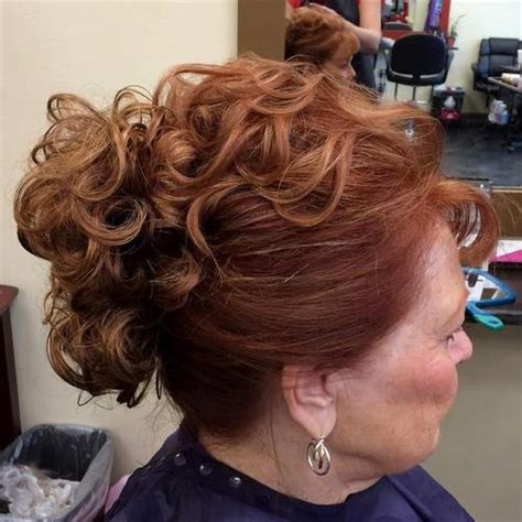 updo hair style for the older women method 20 contemporary and stylish long hairstyles for older women