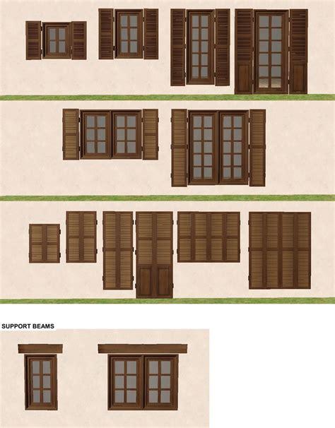 Windows Apartment Threading Mod The Sims Torrox Southwestern Build Set Part