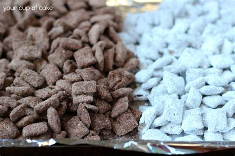 puppy chow recipe puppy chow take 2 your cup of cake