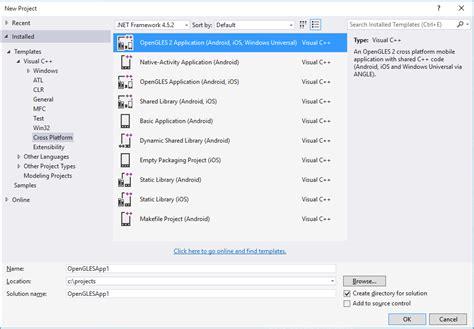 Visual C cross platform code with visual c visual c