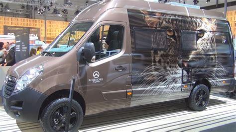 opel movano 2017 opel movano 2 3 bi turbo l3h3 3 5 t 4x4 reisemobil panel