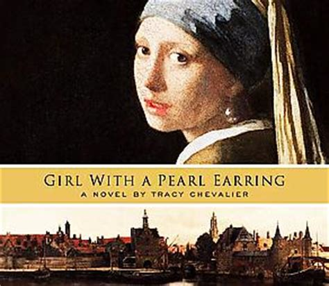 themes of girl with a pearl earring novel girl with a pearl earring audio book cds abridged