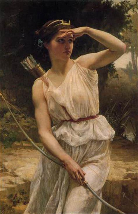 greek goddesses women in greek myths artemis the olympians fan art 16599865 fanpop