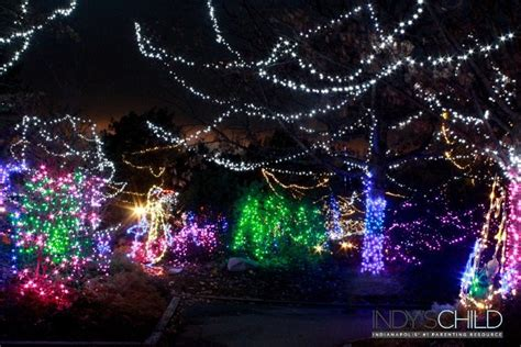 Don T Miss Christmas At The Indianapolis Zoo Indy S
