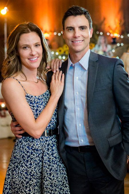 colin egglesfield hallmark movies quot autumn dreams quot starring jill wagner colin egglesfield