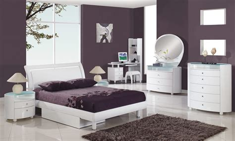 kids white bedroom set global furniture usa emily kids platform bedroom