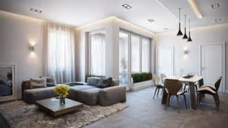 Contemporary Apartment Design Contemporary German Apartment Design Showcases A Stunning