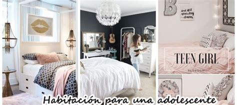 decorar la habitacion de un adolescente 33 ideas para decorar la habitaci 243 n de una adolescente