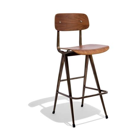 Folding Bar Stools by Folding Bar Stool With Back Woodworking Projects Plans