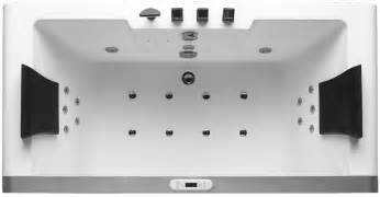 Free Standing Spa Bathtubs Eago Am196ho 6 Clear Rectangular Whirlpool Bath Tub With