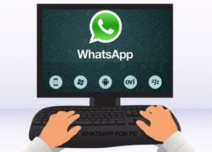 whatsapp for pc free download