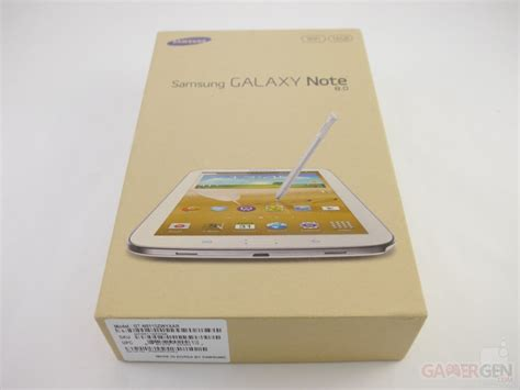 Eco Samsung Note 8 by Image Samsung Galaxy S4 S Iv Note 8 0 Boite Eco 7