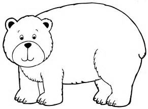 black bear coloring pages coloring