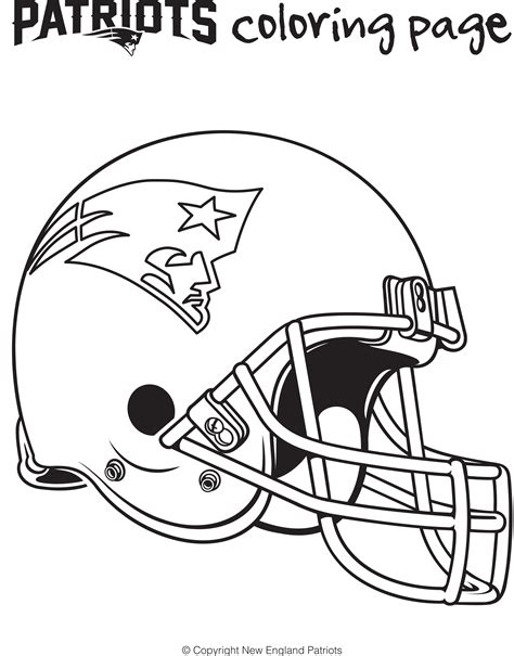 coloring pages for new england patriots new england patriots coloring pages az coloring pages