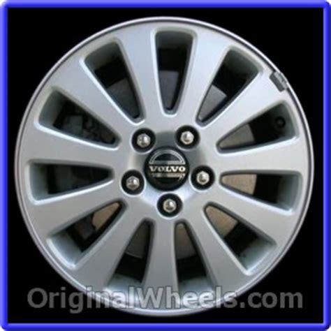 volvo s40 bolt pattern oem 2005 volvo 40 series rims used factory wheels from