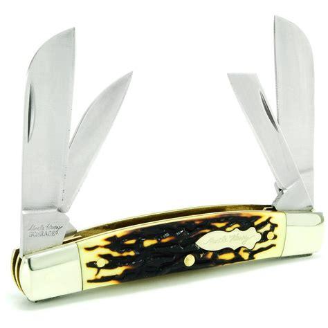 henry pocket knife schrade 174 henry 174 master pocket knife 297544