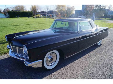 lincoln continental ii for sale 1956 lincoln continental ii for sale classiccars