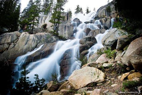 black falls in with gardener buy quot waterfall rocks quot photo print options