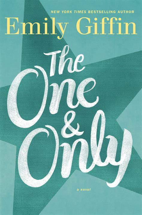 books with only pictures emily giffin the one only