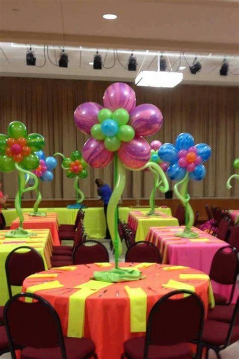 flores flower balloons centerpiece balloons balloon