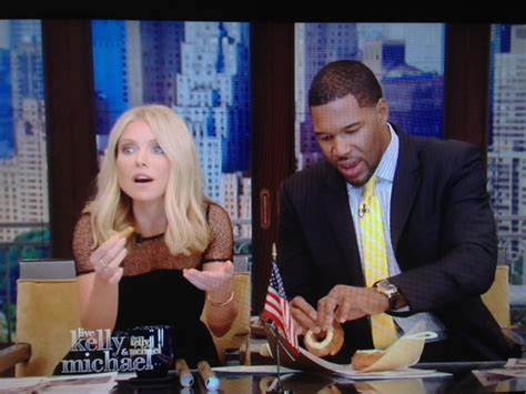 live with kelly michael cronut 174 pastries on live with kelly michael dominique