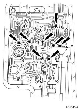 4r100 valve diagram transmission valve symptoms autos post