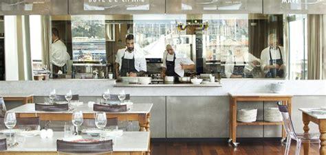 ristorante e cucina 10 ristoranti con la cucina a vista foto di