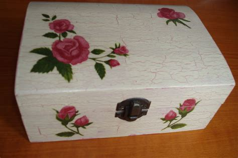 decoupage box 183 how to make a decoupage box