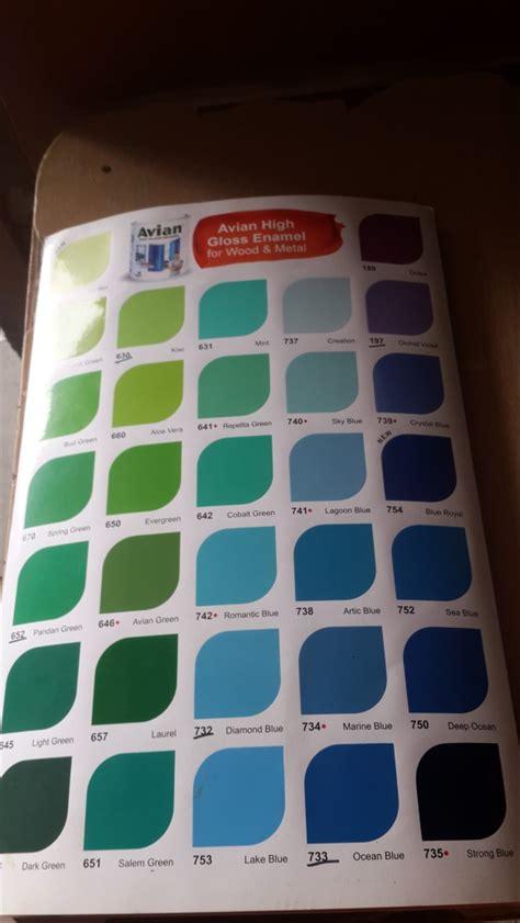 kumpulan warna cat minyak  rumah kayu arsihome