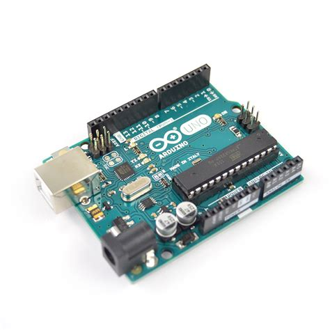 Arduino Uno R3 Mikrokontroler arduino uno r3 usb microcontroller robotshop