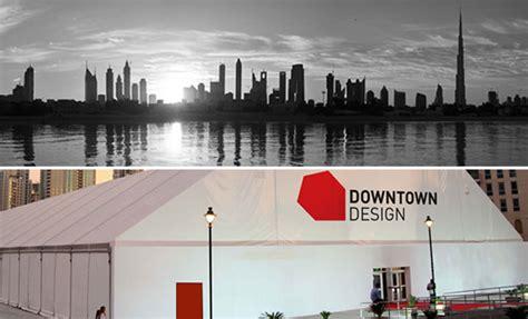 design event november downtown design in dubai october 29 november 1 2013