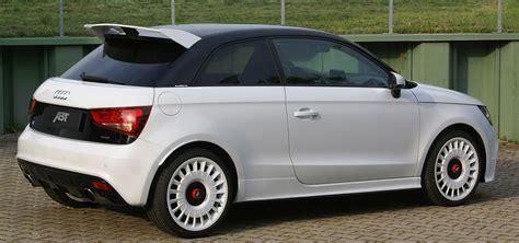 Audi Felgen A1 by Audi A1 Abt Sportsline
