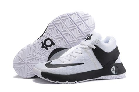kd 4 basketball shoes nike kd trey 5 iv 4 black white oreo mens basketball shoes