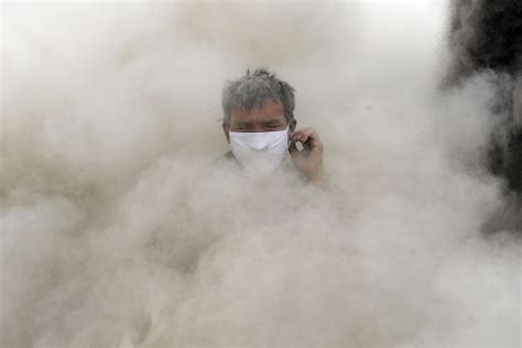 Cabinet Plans dust pollution affects the farms in bhutan