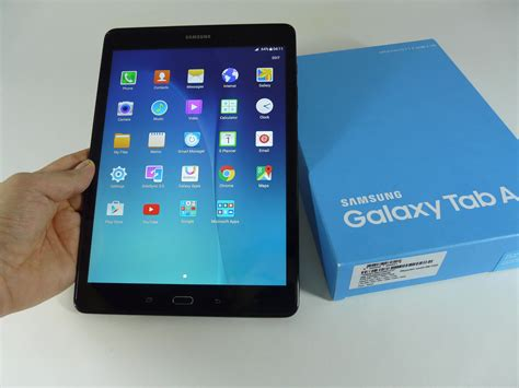 Harga Samsung Tab A6 With S Pen samsung galaxy tab a 9 7 unboxing 9 7 inch midranger