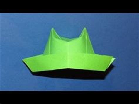 Origami Chef Hat - origami hat chef hats and origami on
