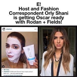 rodan and fields celebrity users fields celebrity and redefine regimen on pinterest