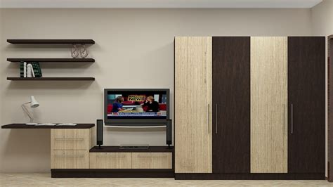 bedroom wardrobe designs with tv unit bedroom wardrobe with tv unit inspirations also cabinet