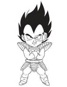 dragon ball vegeta coloring amp coloring pages
