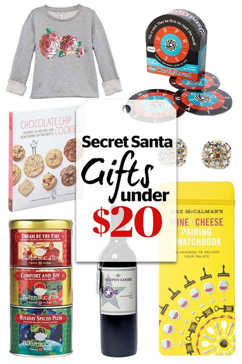 secret gifts for 78 gifts 50 for everyone on your list